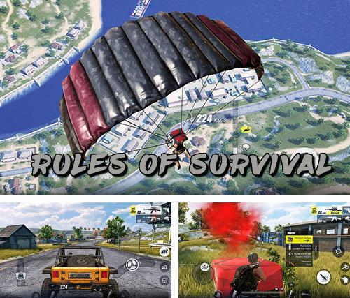 In addition to the game Firefighters in Mad City for Android phones and tablets, you can also download Rules of survival for free.