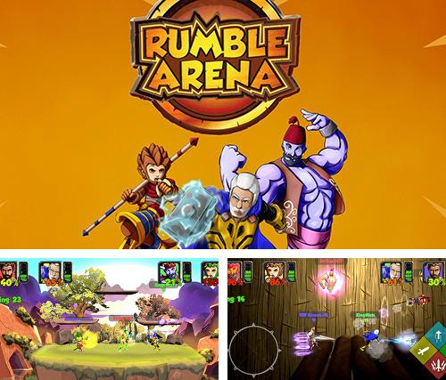 Rumble arena: Super smash legends