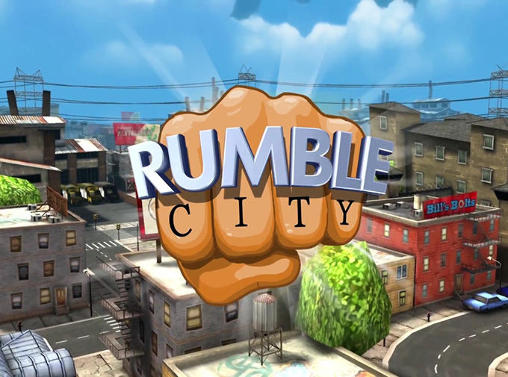 Rumble city poster