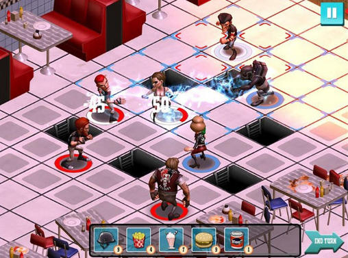 Rumble city screenshot 2