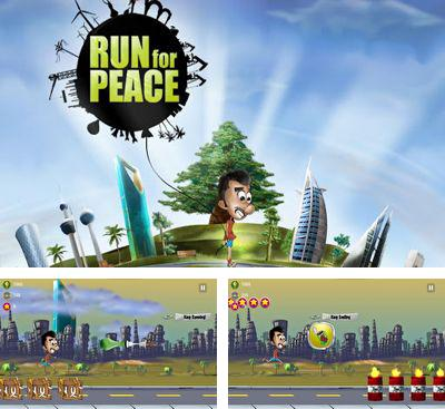 In addition to the game Chilean Miner for Android phones and tablets, you can also download Run For Peace for free.