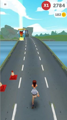 Run Forrest run screenshot 3