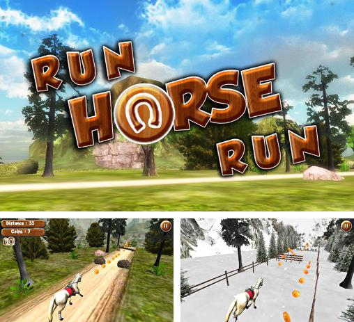 In addition to the game Jumping Horses Champions for Android phones and tablets, you can also download Run horse run for free.