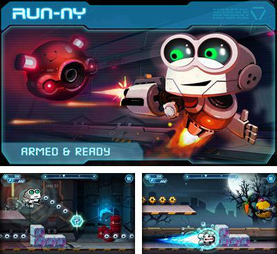 In addition to the game Find something for Android phones and tablets, you can also download RUN-NY for free.