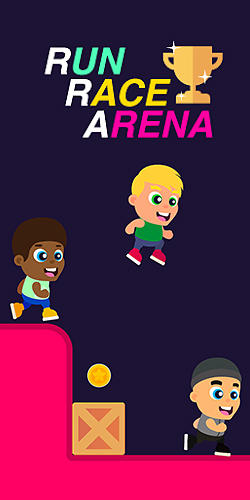 Run race arena обложка