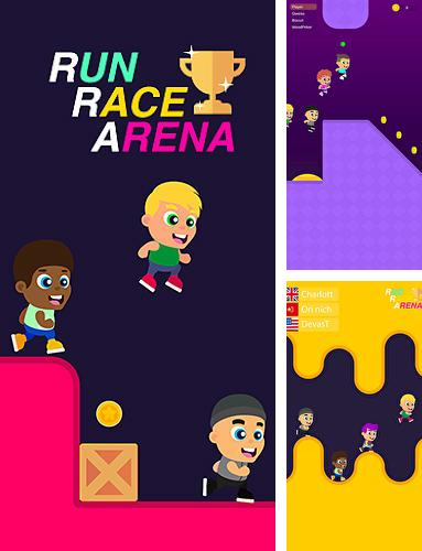 Run race arena