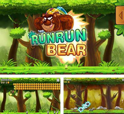 In addition to the game 1096 AD Knight Crusades for Android phones and tablets, you can also download Run Run Bear for free.