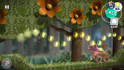 run sackboy run for android download apk free