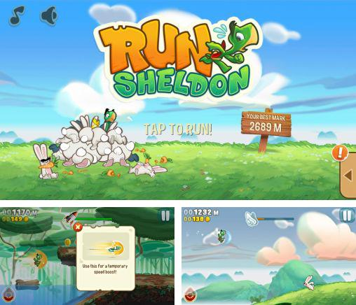 In addition to the game Burst for Android phones and tablets, you can also download Run Sheldon for free.