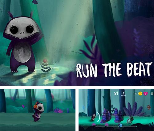 Run the beat: Rhythm adventure tapping game