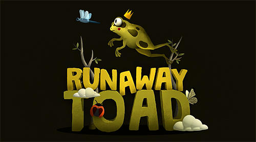 Runaway toad poster