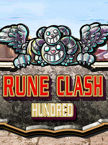 Rune clash hundred обложка