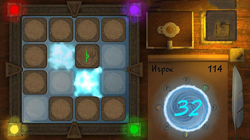 Screenshots von Rune keeper für Android-Tablet, Smartphone.