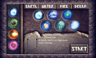 Download Runic Rumble Android free game.