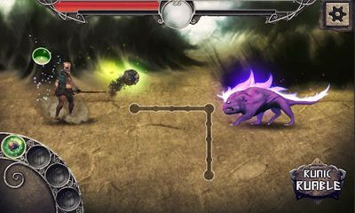 Screenshots do Runic Rumble - Perigoso para tablet e celular Android.