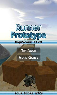 Runner Prototype