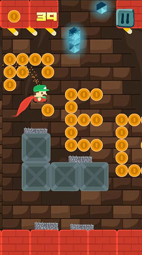 Running Brickman screenshot 3