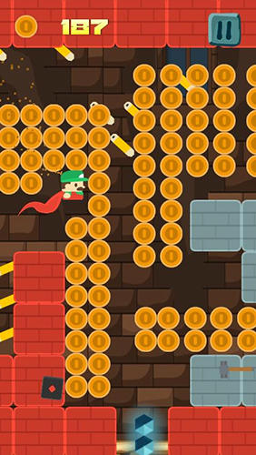 Running Brickman screenshot 4