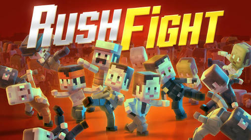 Rush fight poster