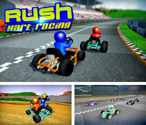 In addition to the game Rush kart racing 3D for Android, you can download other free Android games for Fujitsu F-05G Arrows K-tai.