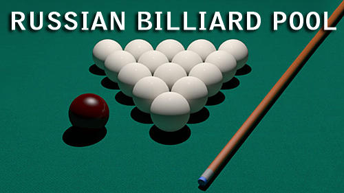 Russian billiard pool обложка