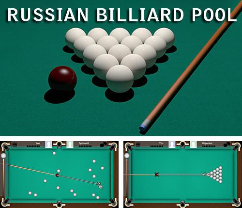 Russian billiard pool