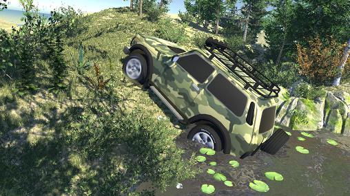 Screenshots von Russian cars: Off-road 4x4 für Android-Tablet, Smartphone.