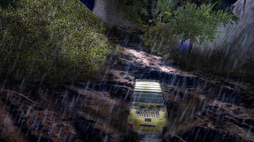 Screenshots do Russian extrem offroad HD - Perigoso para tablet e celular Android.