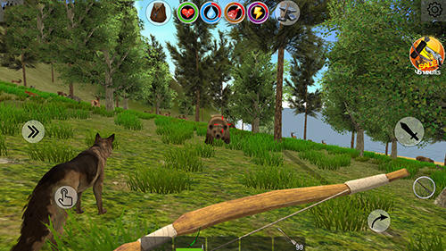Screenshots von Rustland: Survival and craft für Android-Tablet, Smartphone.