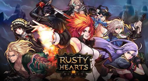 Rusty hearts: Heroes poster