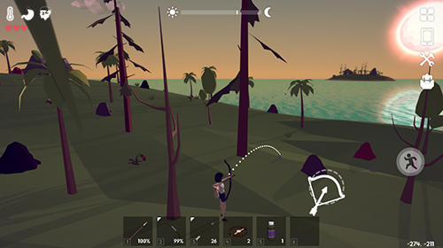 Screenshots do Rusty memory: Survival - Perigoso para tablet e celular Android.