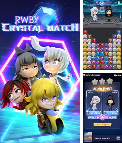 RWBY: Crystal match