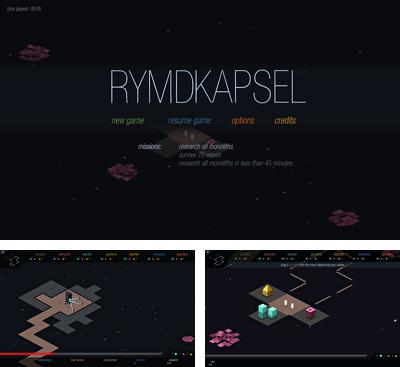 In addition to the game Hundreds for Android phones and tablets, you can also download Rymdkapsel for free.