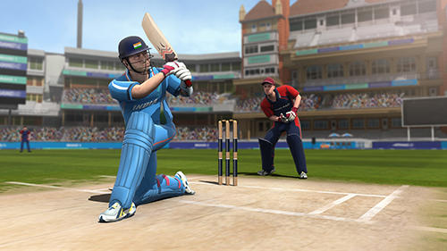 Screenshots von Sachin saga cricket champions für Android-Tablet, Smartphone.
