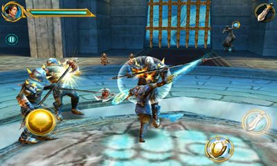 Download Sacred Odyssey: Rise of Ayden HD Android free game.