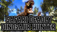 Safari deadly dinosaur hunter free game 2018 APK
