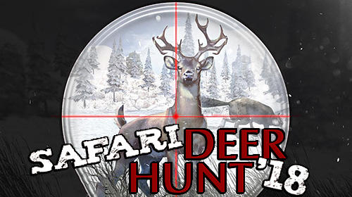 Safari deer hunt 2018 обложка