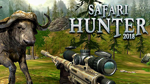 Safari hunt 2018 poster