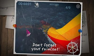 Screenshots of the Sailboat Championship for Android tablet, phone.