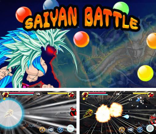 Saiyan: Battle of Goku devil
