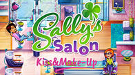 Sally's salon: Kiss and make-up APK