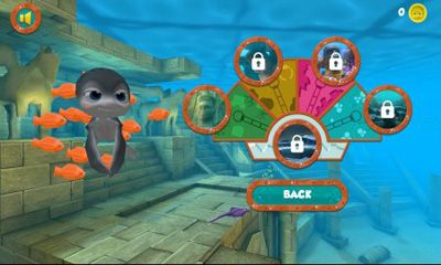 Screenshots of the SAMMY 2 . The Great Escape. for Android tablet, phone.