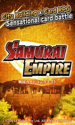 Samurai Empire poster