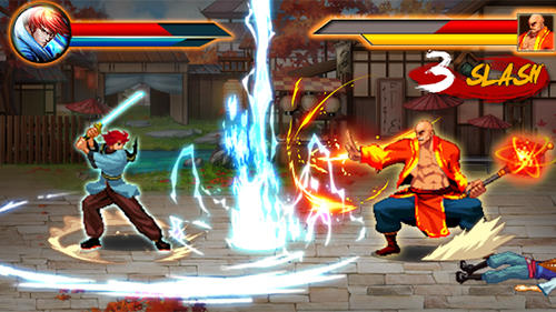Screenshots von Samurai fighting: Shin spirit für Android-Tablet, Smartphone.