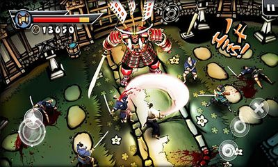 Screenshots von Samurai II vengeance für Android-Tablet, Smartphone.