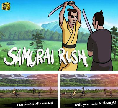 In addition to the game Elephantz for Android phones and tablets, you can also download Samurai Rush for free.
