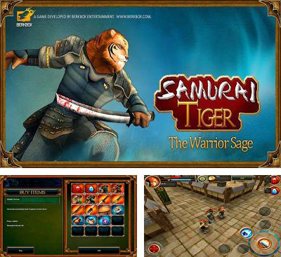In addition to the game The Samurai for Android phones and tablets, you can also download Samurai Tiger for free.