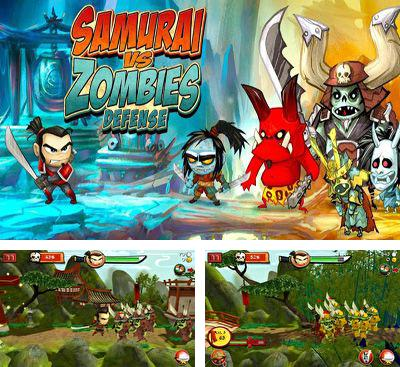 In addition to the game Samurai vs Zombies Defense 2 for Android phones and tablets, you can also download Samurai vs Zombies Defense for free.