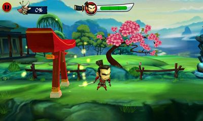 Download Samurai vs Zombies Defense 2 Android free game.