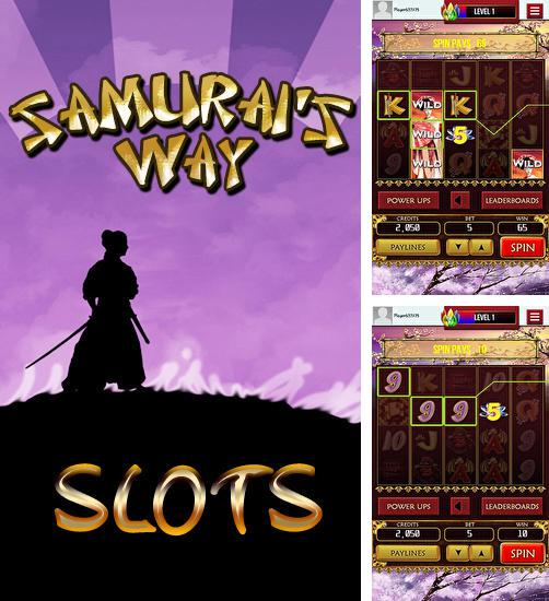 In addition to the game Zombies! Hit and Run! for Android phones and tablets, you can also download Samurai's way slots for free.